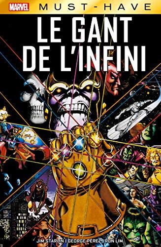 Marvel Must-Have : Le Gant de lInfini (French Edition)
