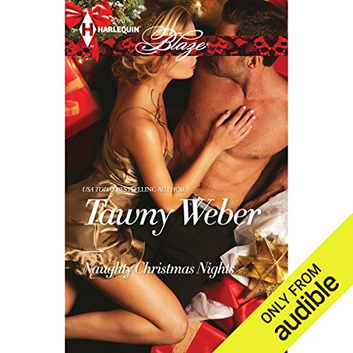 Naughty Christmas Nights audiobook cover art