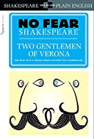 Sparknotes Two Gentlemen of Verona (No Fear Shakespeare)