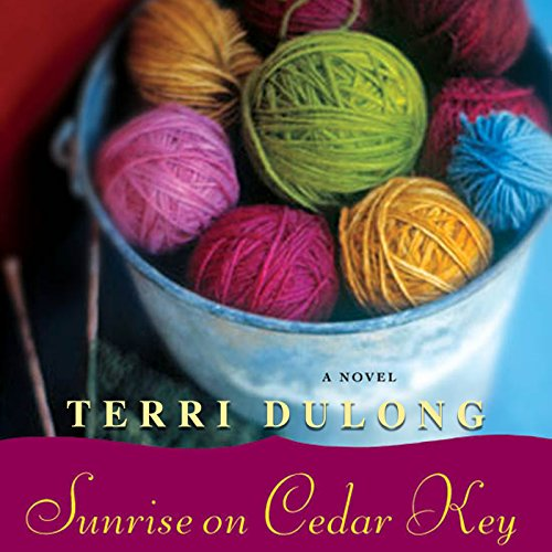 Sunrise on Cedar Key audiobook cover art