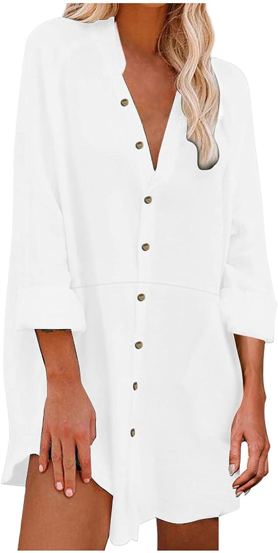 HoodiesforWomenPullover, Womens Summer Tops Plus Size Tops for Women Half Zipper Tops Tie Dye Gradient Tees Long Sleeve T Shirt Blouse Tops
