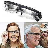 Adjustable Reading Glasses Myopia...