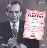 Various: Icon:Sir Malcolm Sargent (Audio CD)