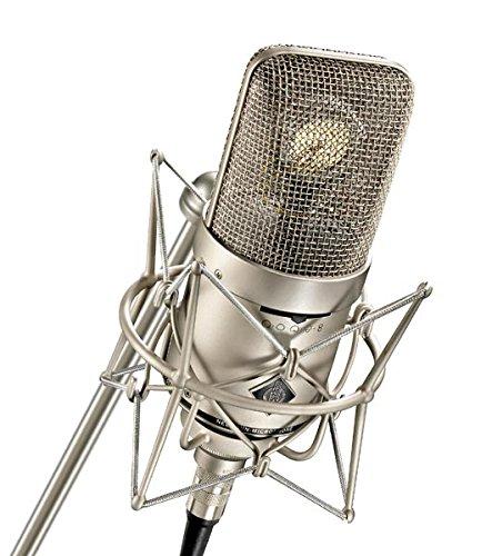 Neumann 8390 microfoon, zilver