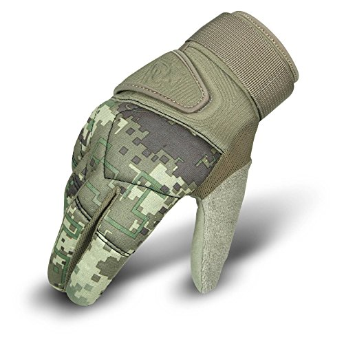 Planet Eclipse Gen 4 Full Finger Paintball Gloves (HDE, S)
