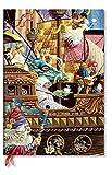 Paperblanks Hardcover Notizbücher Jungfernfahrt | Unliniert | Grande (210 × 300 mm) PB5466-5