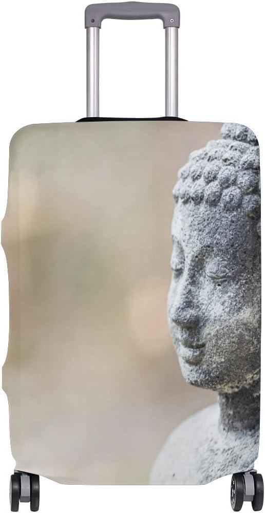 Funda para Maleta con Estatua de Buda
