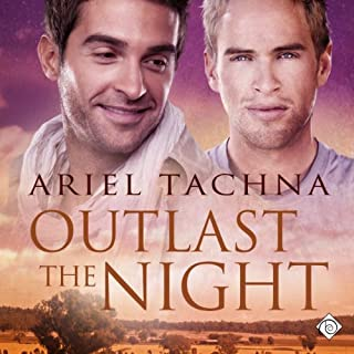Outlast the Night audiobook cover art