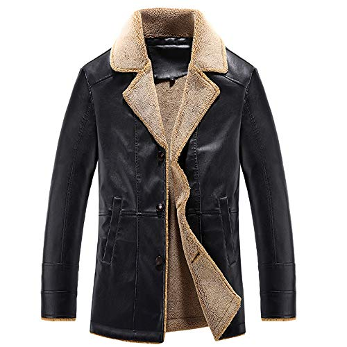 Lega Mens Cotton Classic Jacket Lightweight Spring & Fall Casual Coat Outerwear