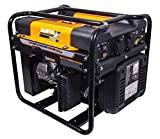 IMPAX IM2800IFG 2800w Inverter Frame Generator, Black/Orange