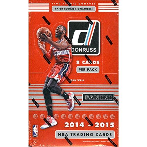 2014/15 Panini Donruss Basketball Hobby Box