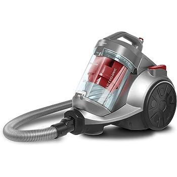 Inventor EPIC MC78, Aspirador Multiciclónico sin Bolsa, Depósito de 3L, Filtro HEPA, 850W, Silencioso (78dB), 5 Cepillos adicionales: Amazon.es: Hogar