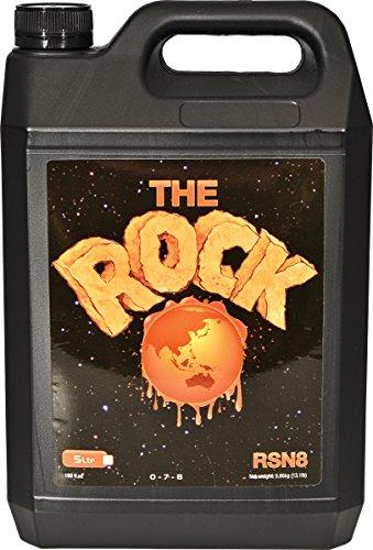 Rock Nutrients GGRR5L Rock Resonator Heavy Yields Fertilizer, 5 L, Black