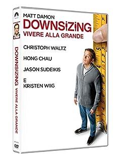 DAMON MATT - DOWNSIZING (1 DVD)