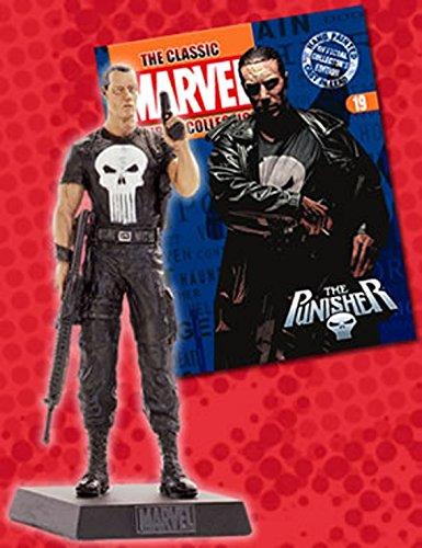 Eaglemoss Marvel Figurine Collection Nº 19 Punisher