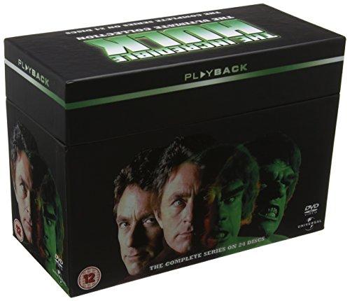 The Incredible Hulk - Seasons 1-5 [24 DVDs] [UK Import]