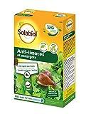 Solabiol SOLIMA350 - Granuli di Origine Naturale per lumache e lumache, 350 g, Fino a 70 m...