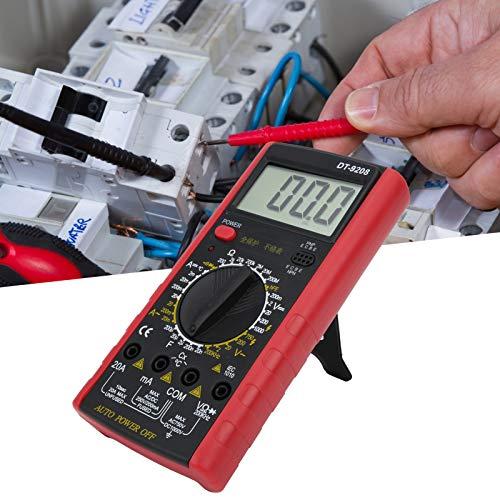 전자공장 전기용품용 디지털 멀티미터 AC | DC 멀티미터 LCD 디지털