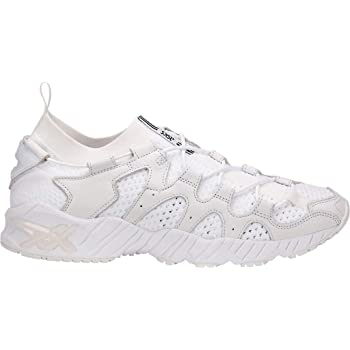 asics gel mai white