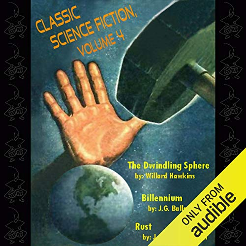 Classic Science Fiction, Volume 4 audiobook cover art