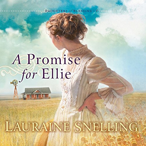 A Promise for Ellie audiobook cover art