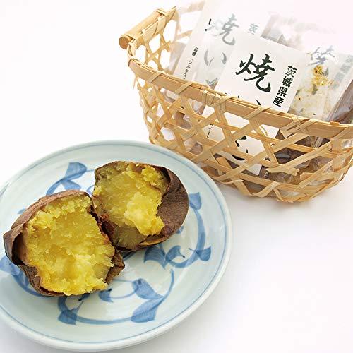 茨城農産 焼き芋 シルクスイート 1本入 6袋