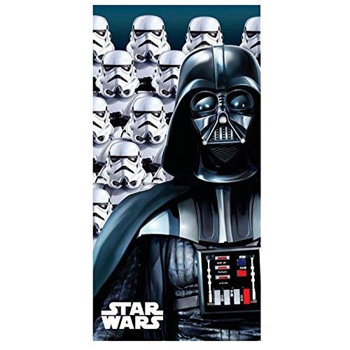 Toalla de baño Guerra De Las Galaxias Darth Vader, toalla de playa