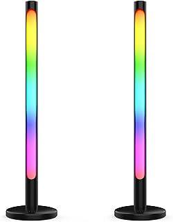 Smart LED Light Bars, Ambiance Backlights, RGB-hoeklamp, scène- en muziekmodi voor decoratieve artistieke sfeer voor het l...