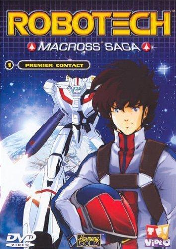 Robotech, macross saga vol 1
