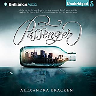 Passenger, Book 1                   By:                                                                                                                                 Alexandra Bracken                               Narrated by:                                                                                                                                 Saskia Maarleveld                      Length: 13 hrs and 28 mins     557 ratings     Overall 4.1