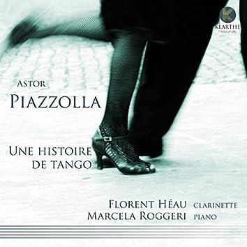 Une histoire de Tango (Arr. pour piano et clarinette)