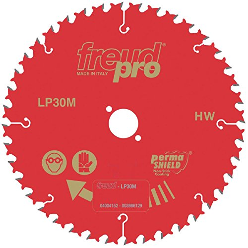 Freud TCT Sägeblatt 250mm x 30mm x 2.8mm x 40T Code - LP30M025P Frued - **U.K.IMPORT**