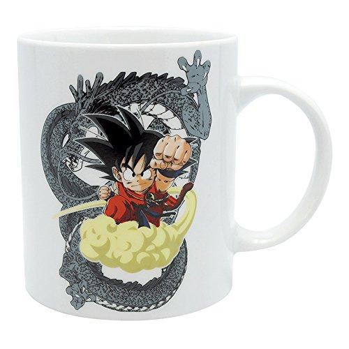 ABYstyle - DRAGON BALL - Taza - 320 ml - Goku y Shenron
