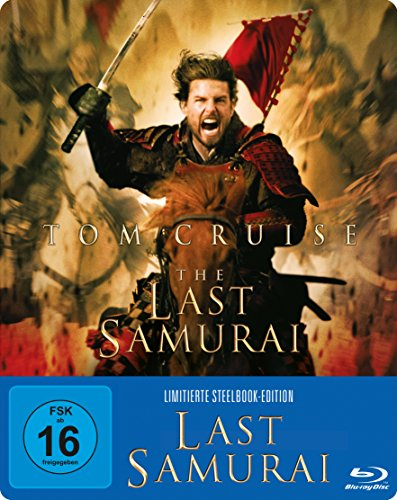 The Last Samurai - Steelbook (exklusiv bei Amazon.de) [Blu-ray] [Limited Edition]