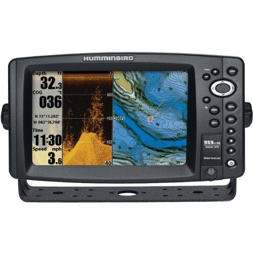 Humminbird 959ci HD DI Combo Fish Finder System, Black