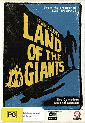 Land of the Giants - Season 2 DVD