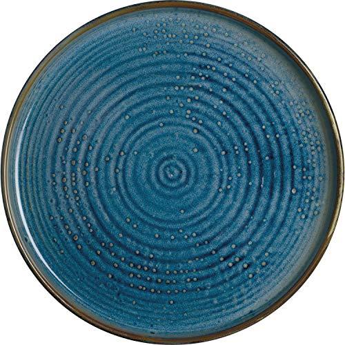 »Royal blue« Teller flach, ø: 260 mm