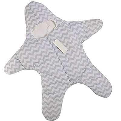 Detective Dizzy Estrella de mar lindo bebé saco de dormir para 0-1 año