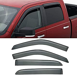 4pcs Fender Flare Protector OE Style For 2009-2014 Ford F-150 Pickup by JM-Autoworld