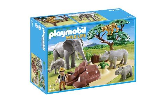 Playmobil Vida Salvaje - Sabana Africana Animales