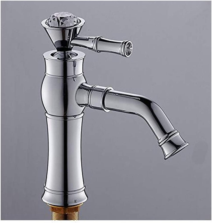 Wasserhahn Moderne überzogene Mischbatterie Antike Küchenarmaturen Messing Becken Wasserhahn Einhand Einloch Waschbecken Mischbatterie Heies Kaltes Wasser