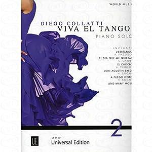 Musik-Noten Ausgabe / Score / Sheetmusic : Viva el Tango 2 arrangiert für Klavier