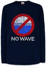 No Wave II Kids Boys Girls Long Sleeve T-Shirt