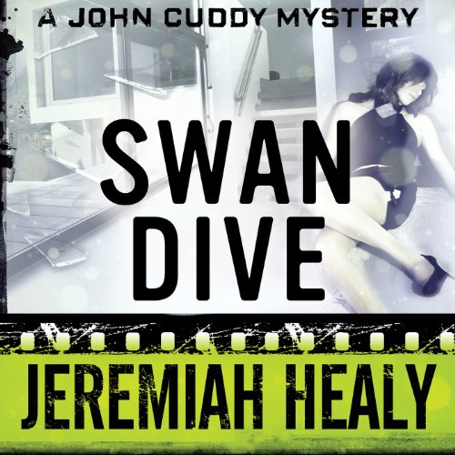 Swan Dive audiobook cover art