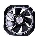 N / A Cooling Fan P2288HBL-ES,Server Cooler Fan for PROFANTEC P2288HBL-ES 230v 0.55A, Cabinet Ventilation Metal axial Fan for 280x80mm