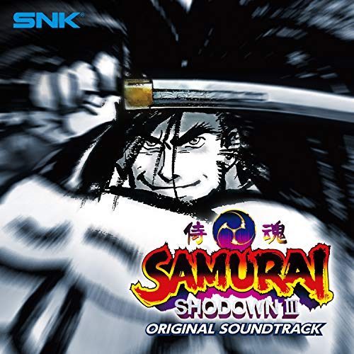 SAMURAI SHODOWN Ⅲ ORIGINAL SOUND TRACK