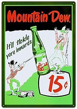 vintage mountain dew