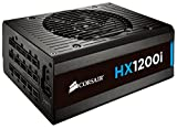 Corsair HX1200i 80PLUS PLATINUM 1200W PC 電源ユニット PS569 CP-9020070-JP