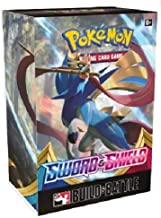 Pokemon Sword and Shield Rebel Clash Build and Battle Box - 5 Booster Packs