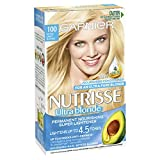 Garnier Nutrisse Permanent Hair Colour Camomile 10 Ultra Light Blonde